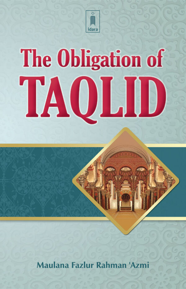 Obligation of Taqlid