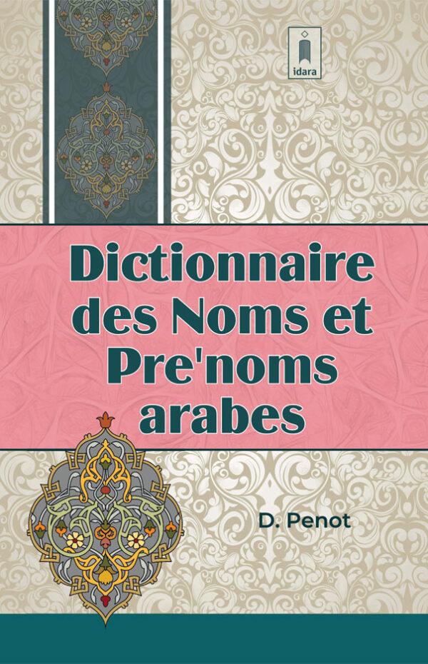 Dictionnaire des Noms et Pre'noms