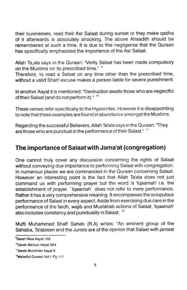 Salaat_is_Your's_Correct_1