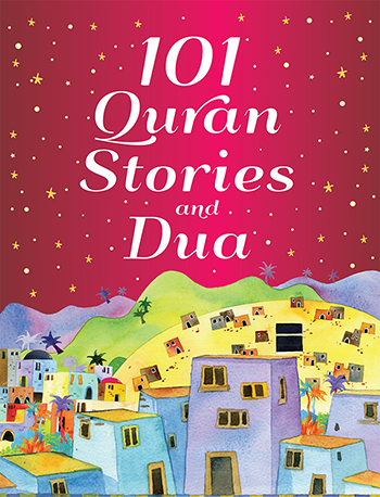 100 Quran stories and dua PB cover.indd