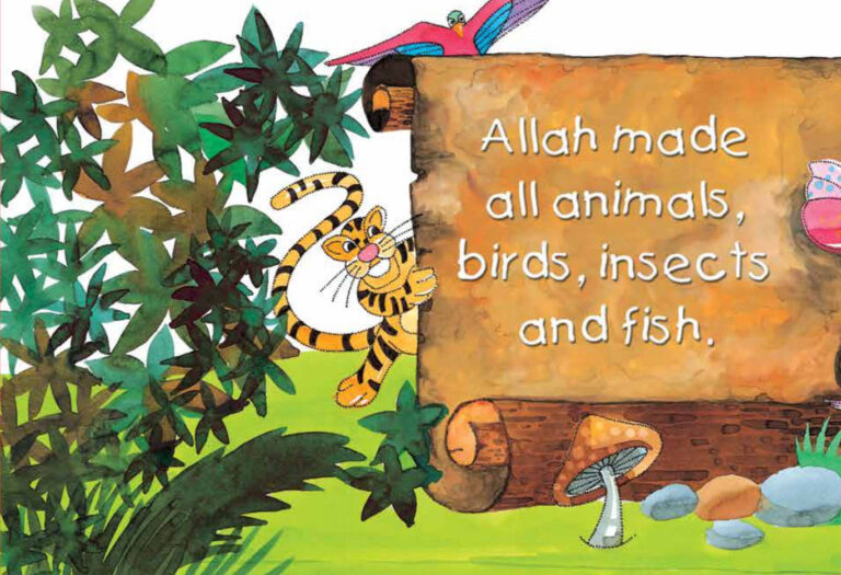 Allah Made them All_3