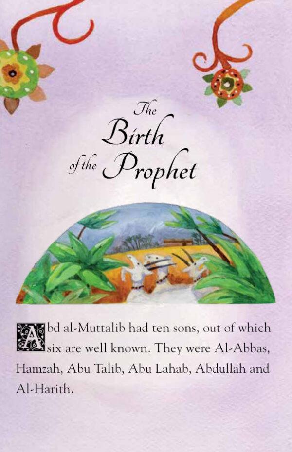 First Prophet Muhammad Storybook_3