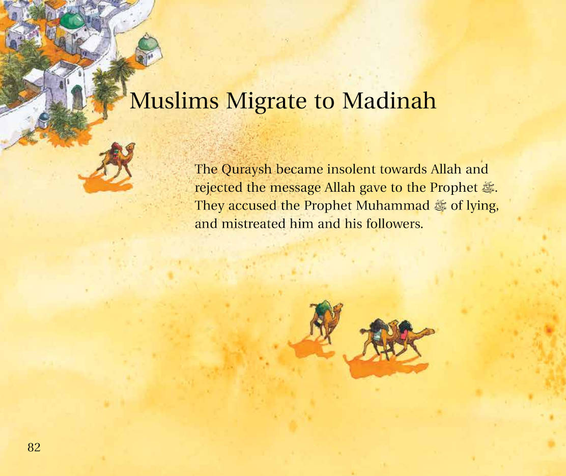 Goodnight Stories from the Life of the Prophet Muhammad_3
