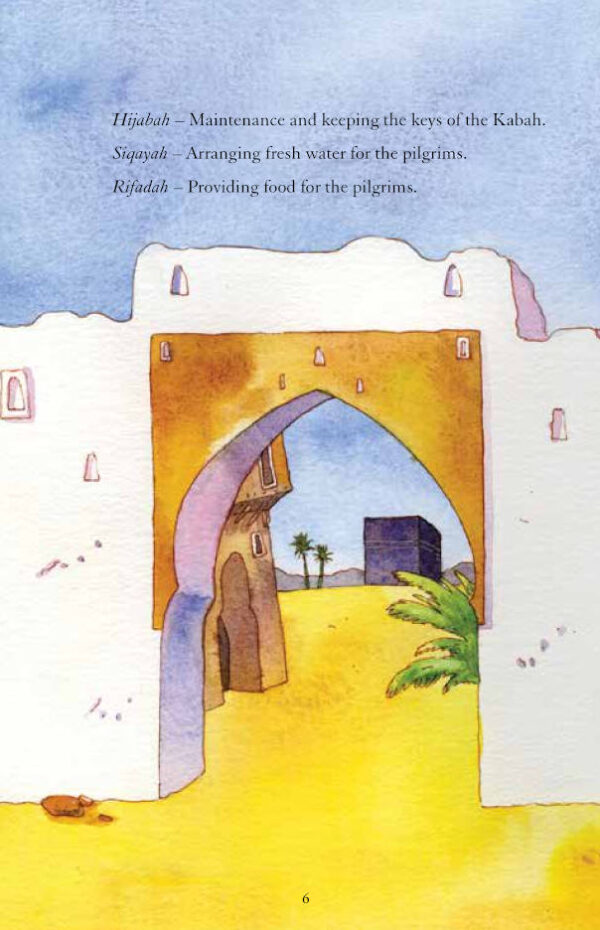 My Favourite Prophet Muhammad Stories_1