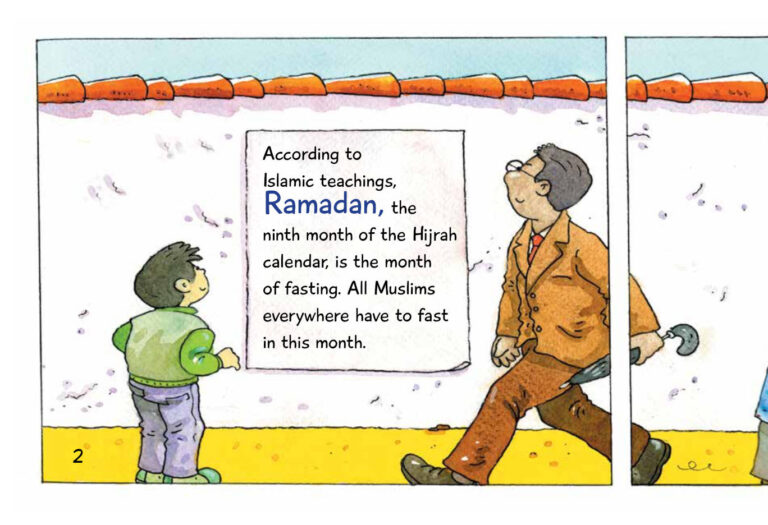 Ramadan The Month of Fasting_1