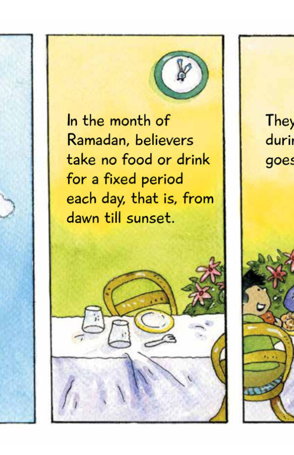 Ramadan The Month of Fasting_2