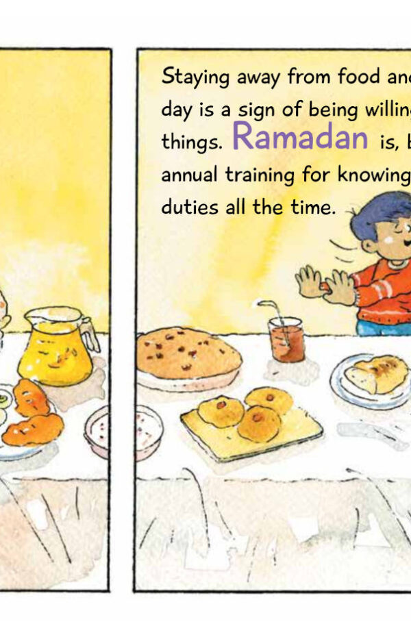 Ramadan The Month of Fasting_3