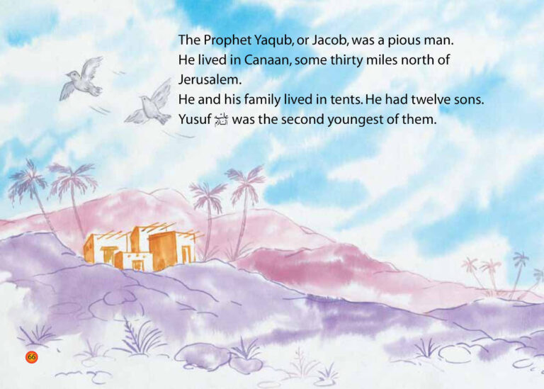 The Pious Man and His Sons_1