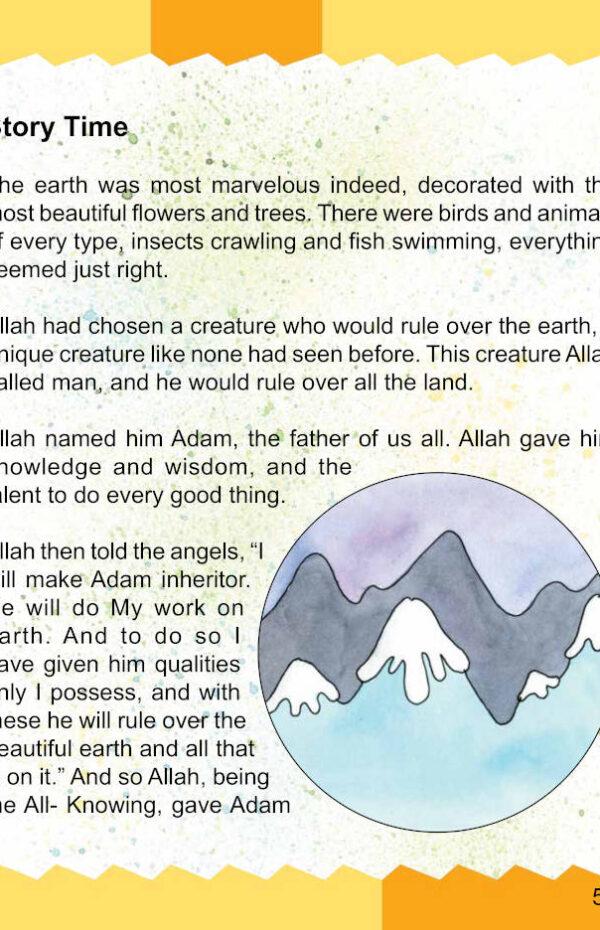 I Love Islam Islamic Studies Textbook Grade 2_2