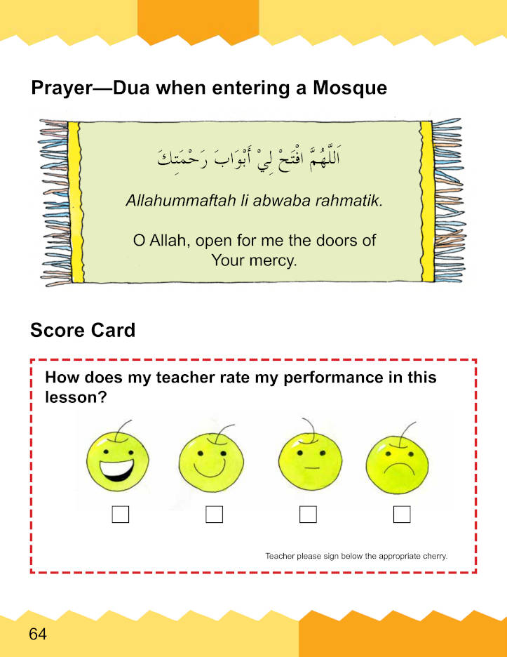 I Love Islam Islamic Studies Textbook Grade 2_3