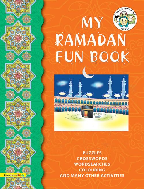 My Ramadan Fun Book