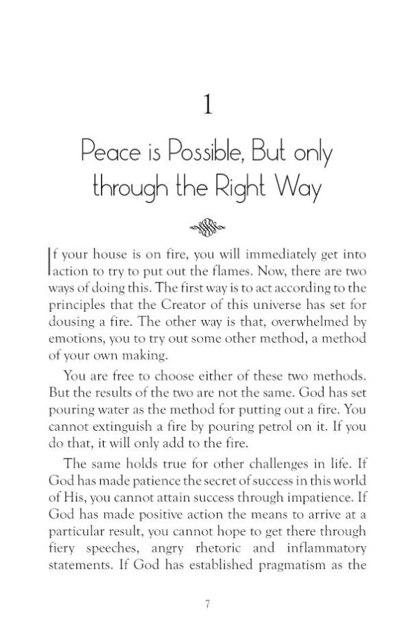 Non-violence and Peace-building in Islam_1