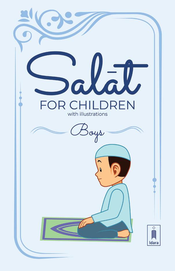 Salat for Children Boys