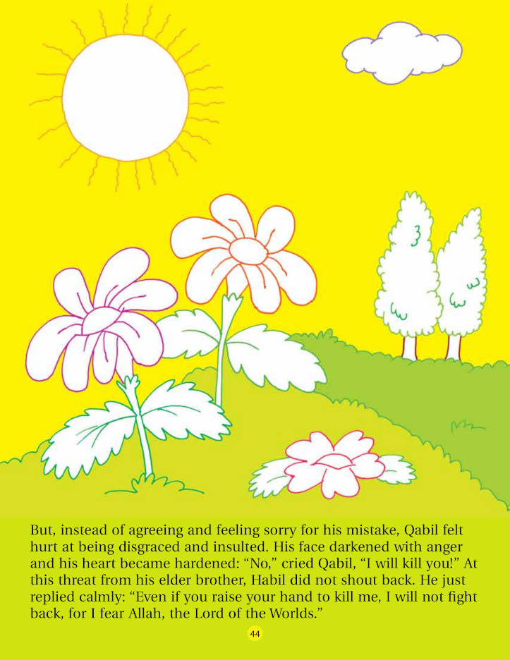 Stories from the Quran Big Colouring Book_1
