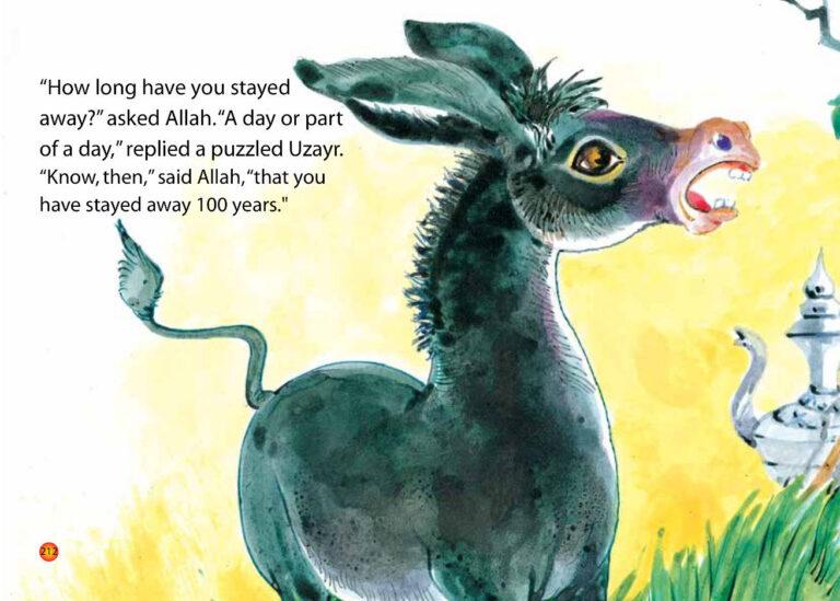 The Uzayr's Donkey_2