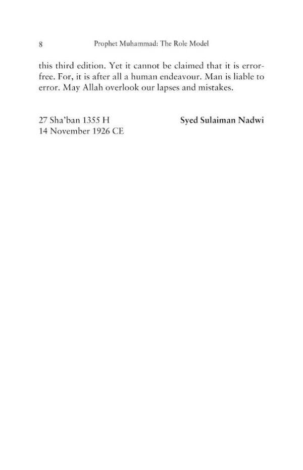 Prophet Muhammad The Role Model_PM_2